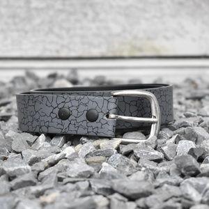 Other - Grey Crackle Belt